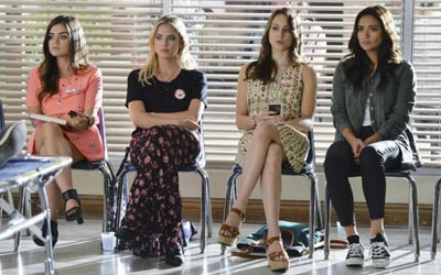 ABC Family's Pretty Little Liars is Winning at Social TV via Snapchat