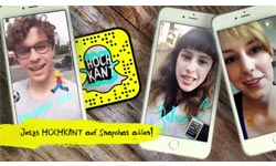 German broadcaster RBB launches Snapchat news service for teens