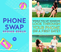 First Snapchat show to hit trad TV is Elisabeth Murdoch's Phone Swap
